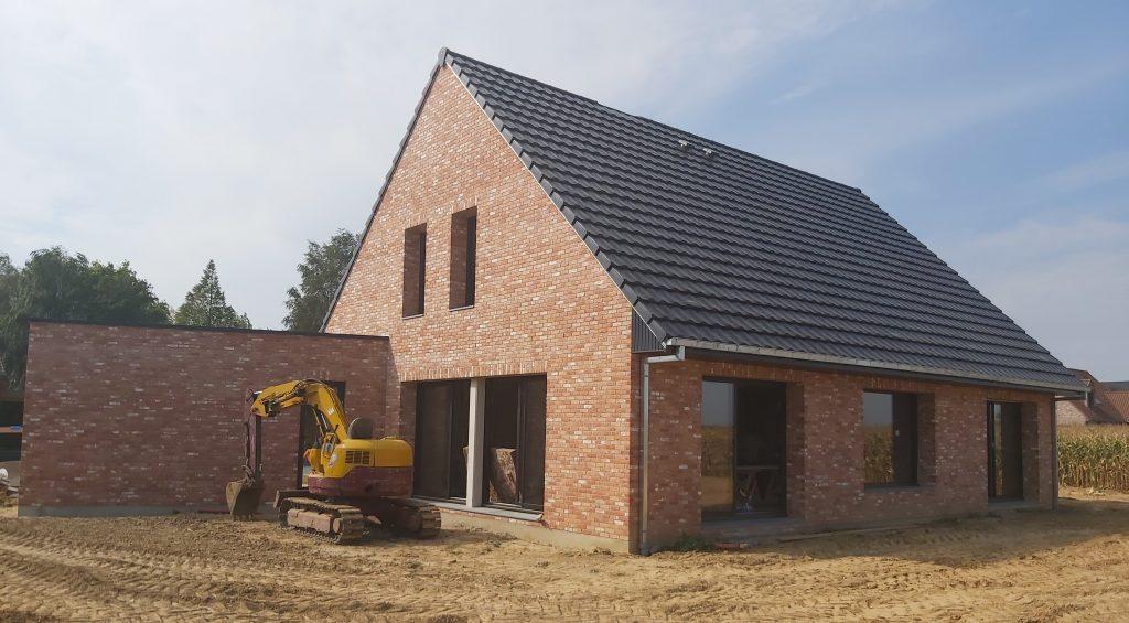 Modèle de maison traditionnelle